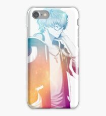 Space Overlay Seven iPhone Case/Skin