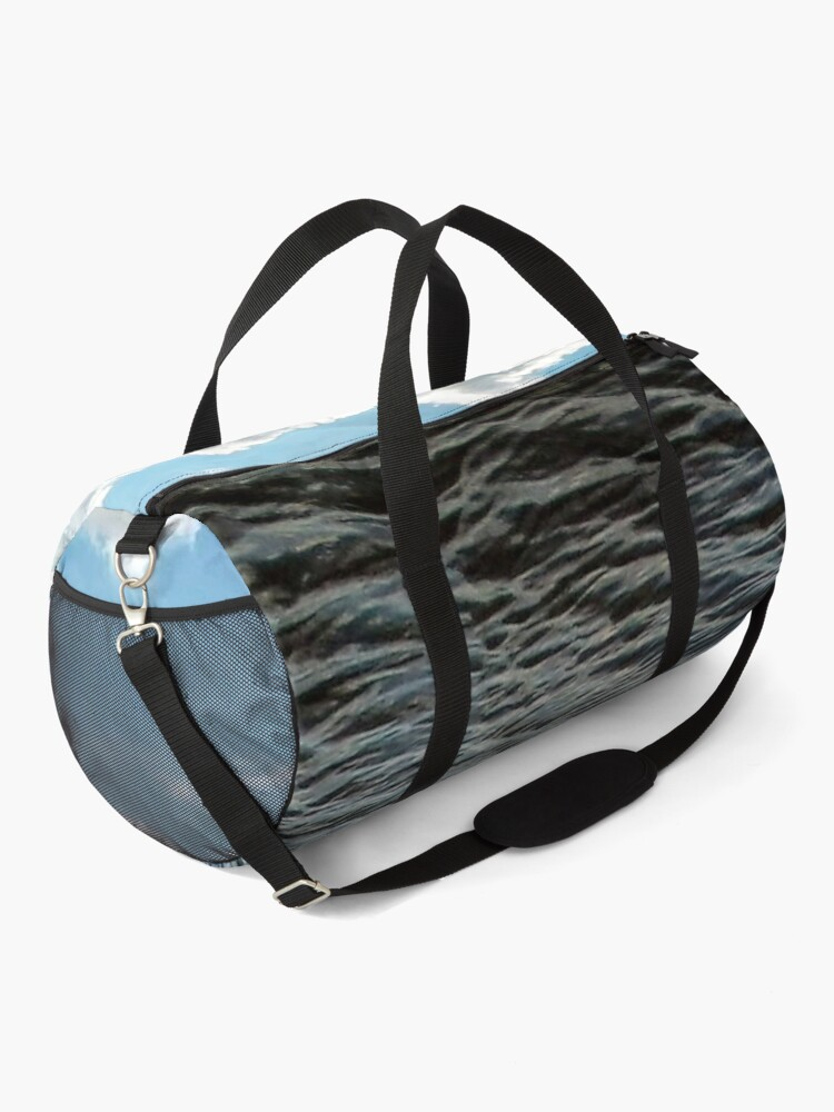 Alternate view of Summer Day On The Water Duffle Bag