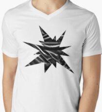 PLASTIC Men's V-Neck T-Shirt