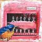 Beautiful Bird by Eva Crawford