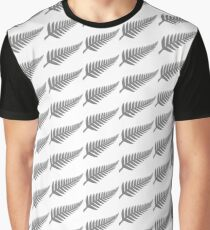Silver Fern Graphic T-Shirt