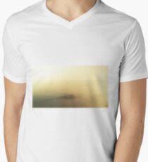 Sea Swimming Summer Mens V-Neck T-Shirt
