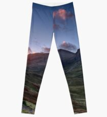 Dawn Light in Glencoe Leggings