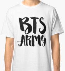 BTS ARMY! Classic T-Shirt
