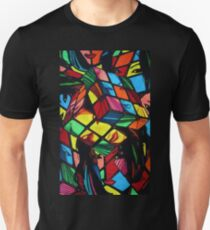Mad Era Rude B*itch Cube (Rubicks) T-Shirt