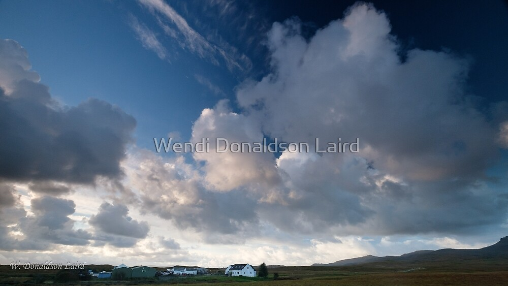 Skye Sky by Wendi Donaldson Laird