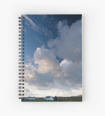 Skye Sky Spiral Notebook