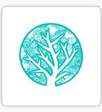Staghorn Coral Sticker