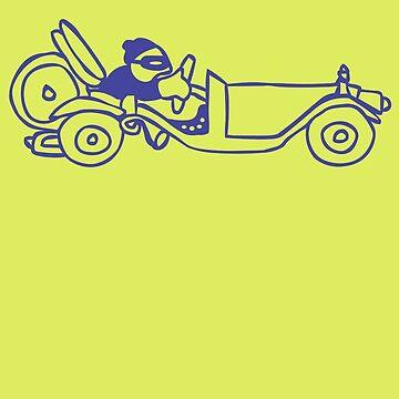 Oldsmobile driver... by buyart