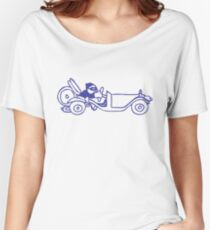 Oldsmobile driver... Women's Relaxed Fit T-Shirt