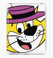 He's the most tip top, Top Cat! iPad Case/Skin