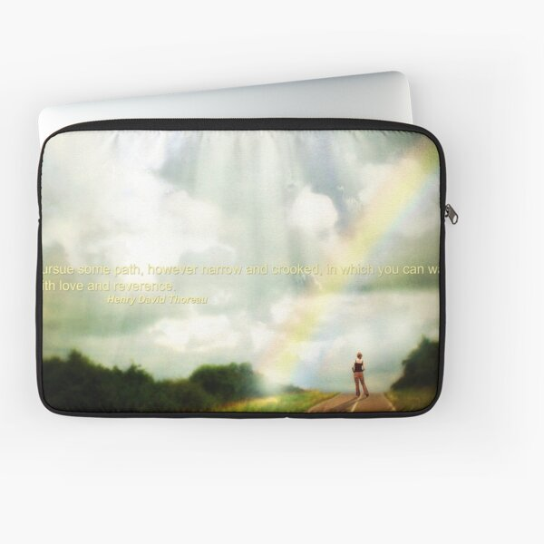 The Road Laptop Sleeve