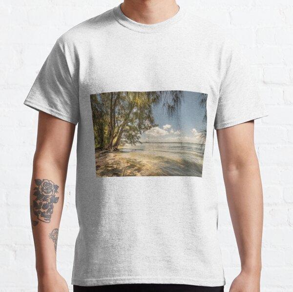 Gasparilla Pass along the Boca Grande Causeway Classic T-Shirt