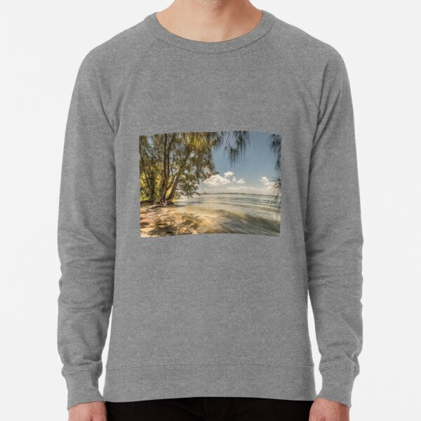 Gasparilla Pass along the Boca Grande Causeway Lightweight Sweatshirt