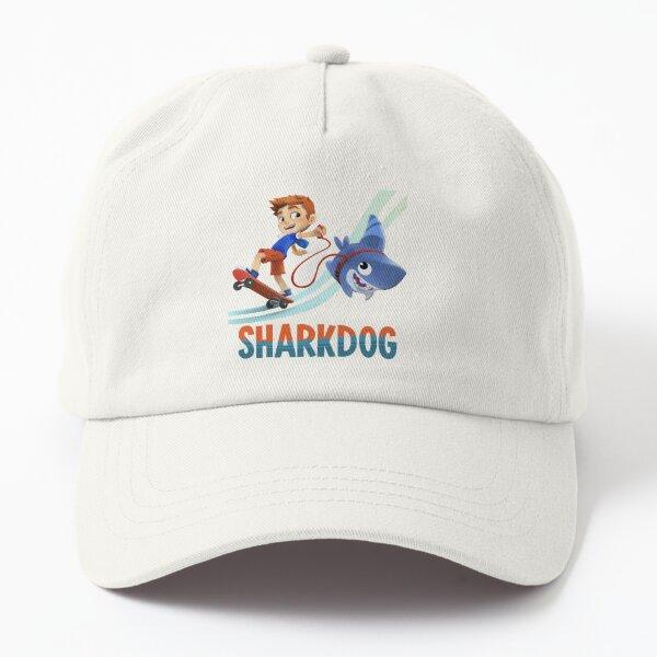 Max and Sharkdog Dad Hat