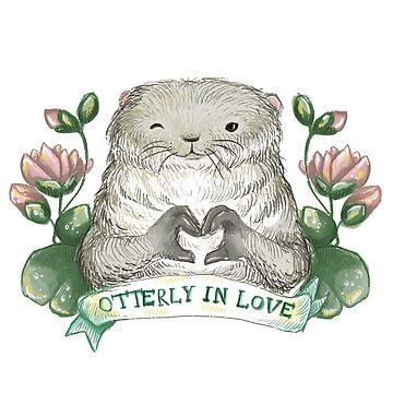 Otterly in Love by pidzson