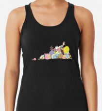 Sugar Rush Racerback Tank Top