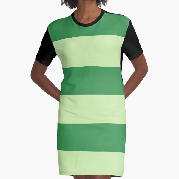 Blues Clues colour (Green) Graphic T-Shirt Dress