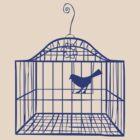 Birdcage... by buyart
