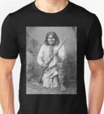 Geronimo Native American Tribe Leader Unisex T-Shirt