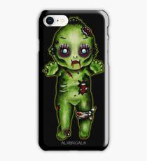 Zombie Kewpie iPhone Case/Skin