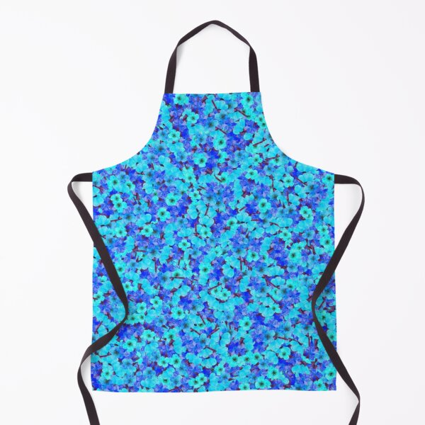 Awesome colorful Floral Pattern  Apron