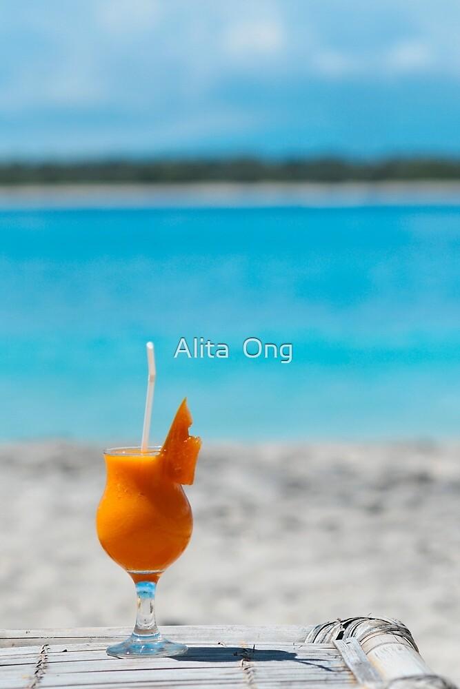 Juicy holiday by Alita  Ong