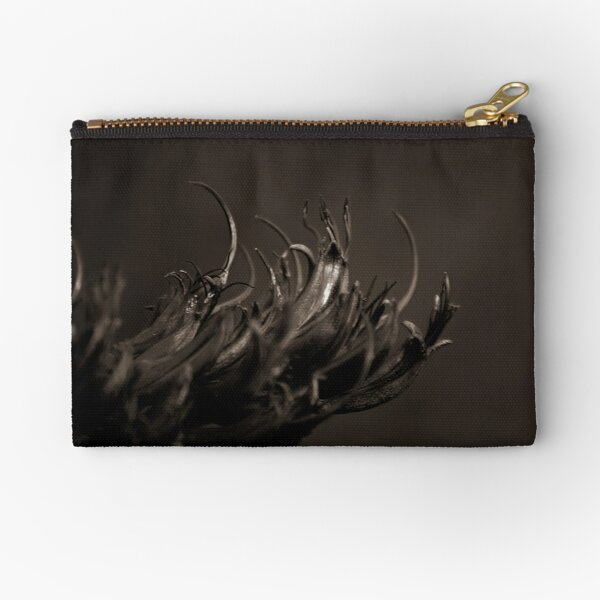 Waiting for Tui Zipper Pouch