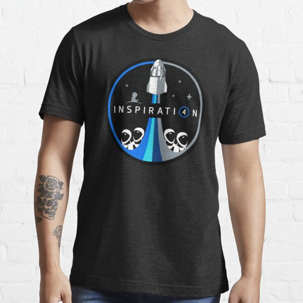 SpaceX Inspiration 4  Essential T-Shirt