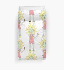 Daisy Love in colour Duvet Cover