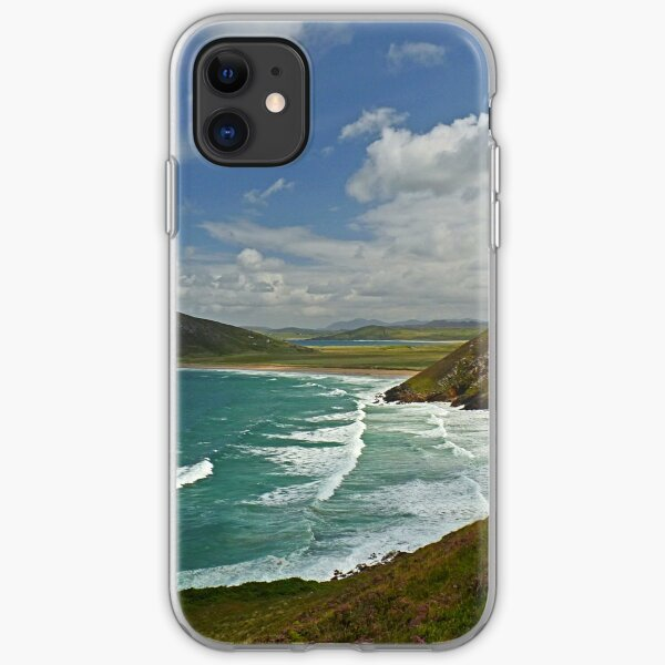 Tranarossan Bay - Co Donegal iPhone Soft Case