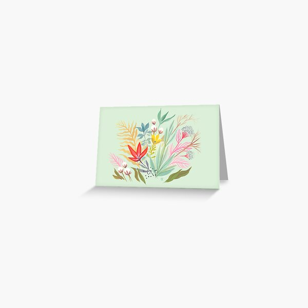 Ephemeral sweetness Greeting Card