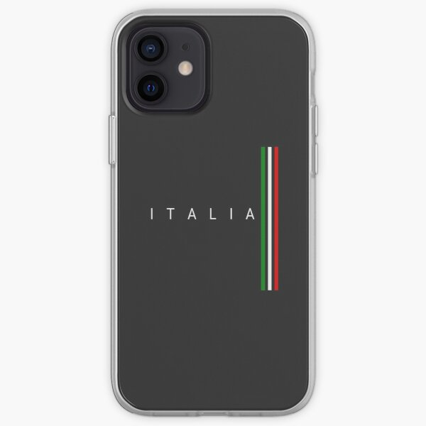 Flag italy iPhone Soft Case
