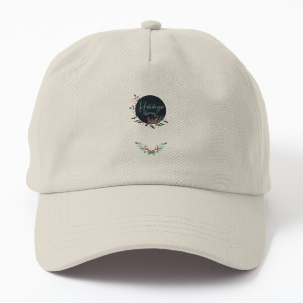 Holidays Cheers Dad Hat