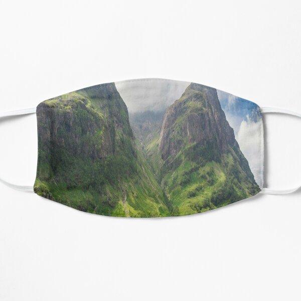 The Lost Valley Glencoe Scotland Flat Mask