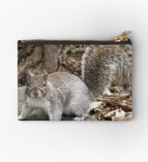 Syd the Squirrel Studio Pouch