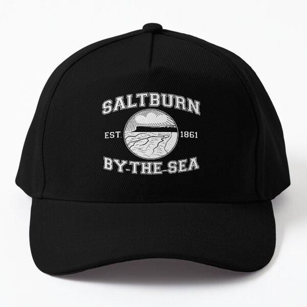 NDVH Saltburn-by-the-Sea Est 1861 (white print) Baseball Cap