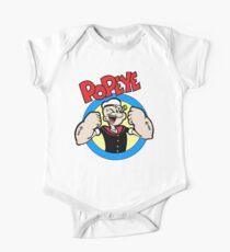 Popeye One Piece - Short Sleeve