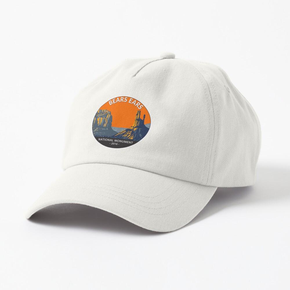 Bears Ears National Monument Utah Circle Cap