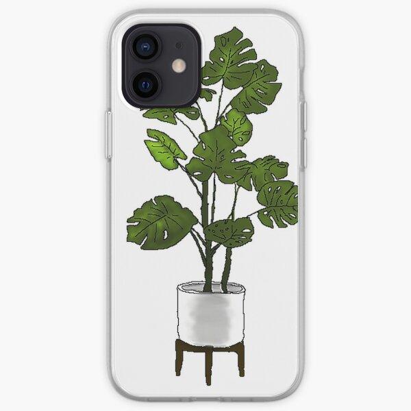 Monstera iPhone Soft Case
