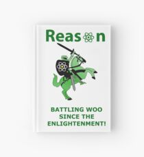 REASON BATTLING WOO Hardcover Journal