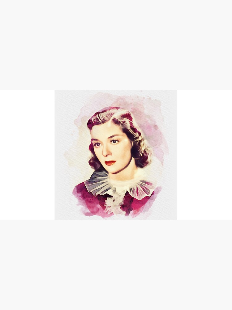Rosalind Russell, Movie Legend by Hollywoodize