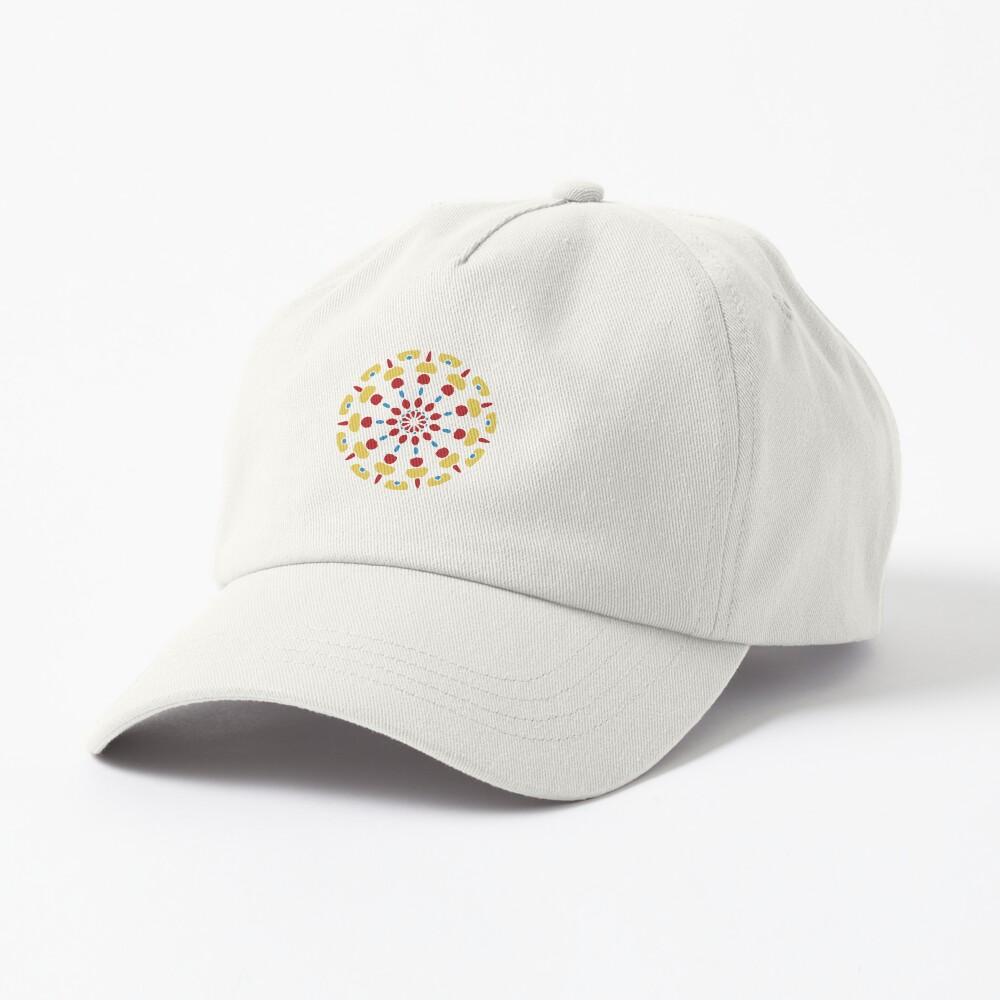 Crop Circle Cap
