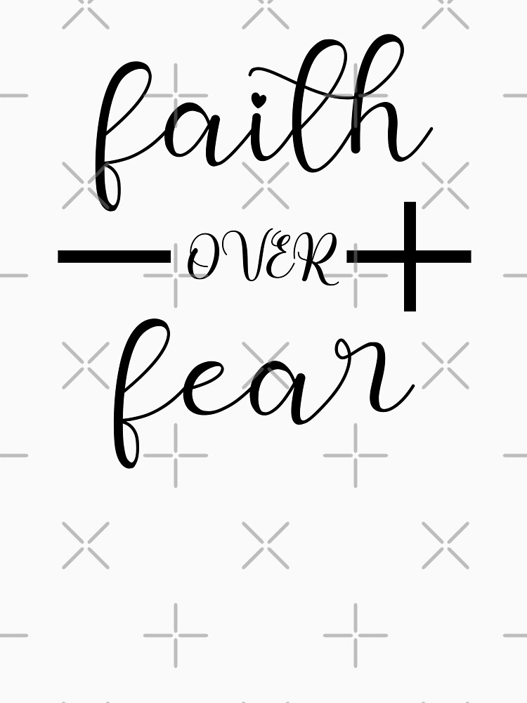 faith over fear by seraphseraph