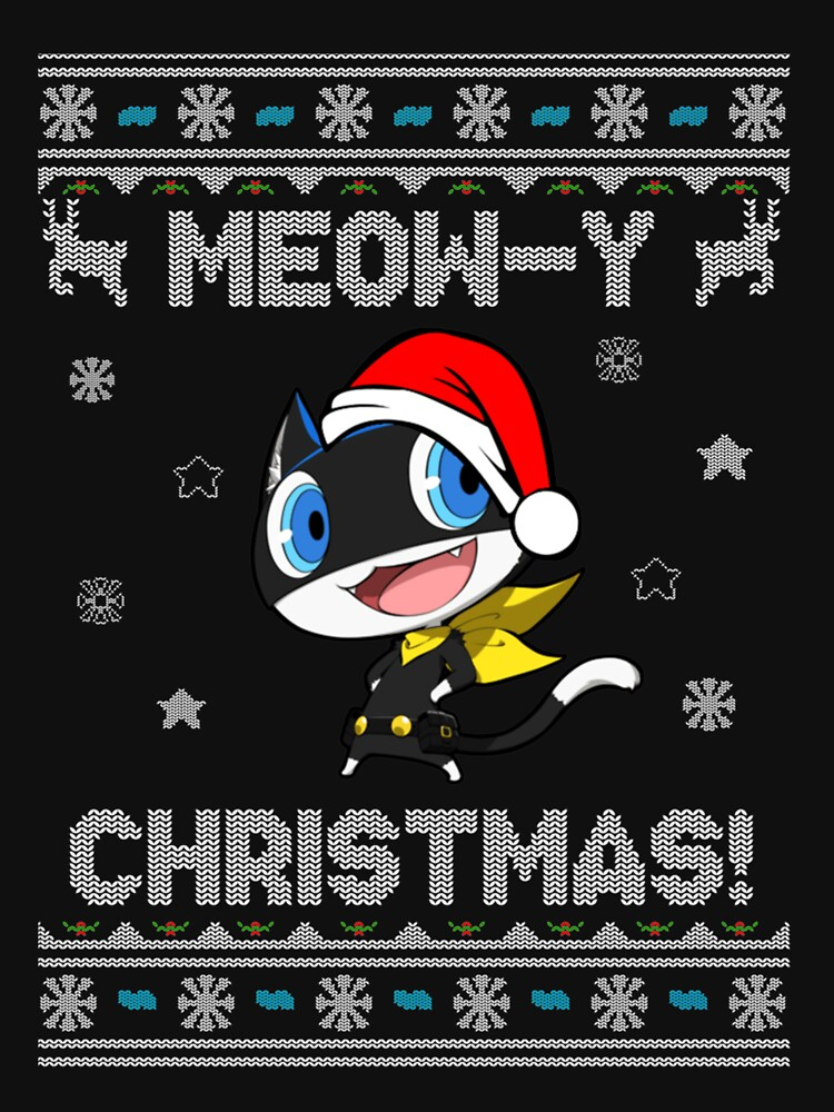 Morgana Meow-y Christmas! Essential . by OdonnellGilmore