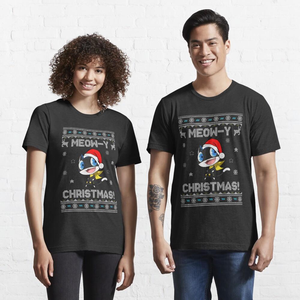 Morgana Meow-y Christmas! Essential . Essential T-Shirt