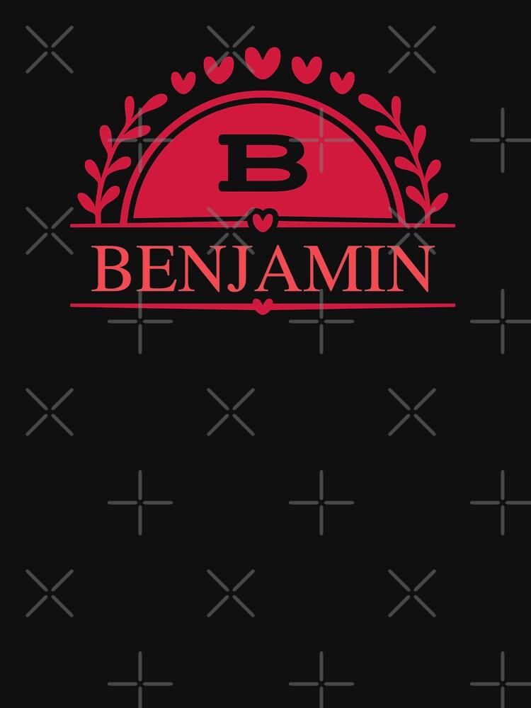 Benjamin by HebrewPrints