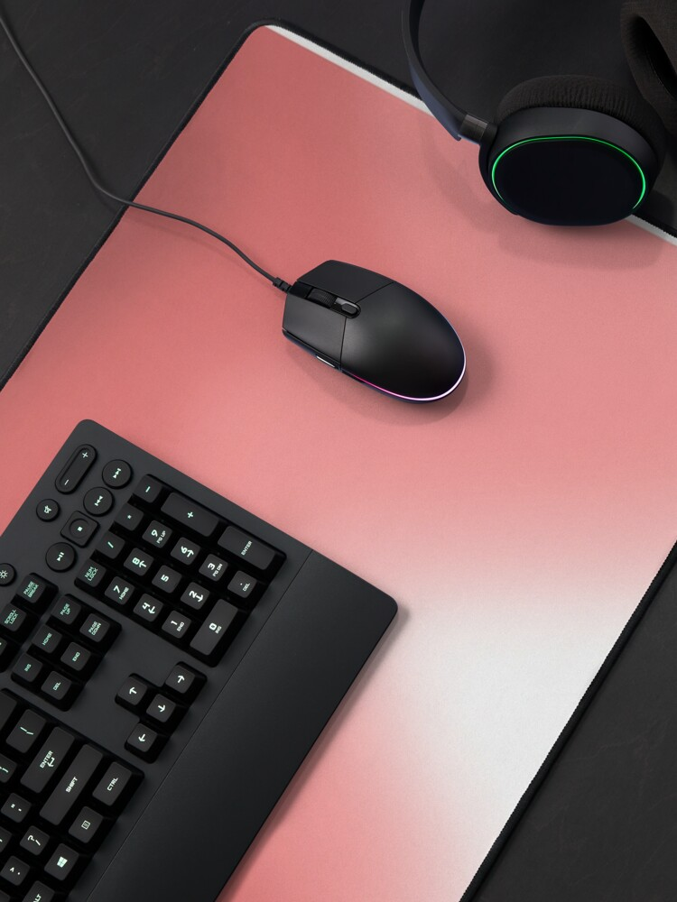 Alternate view of Fading Red Mouse Pad