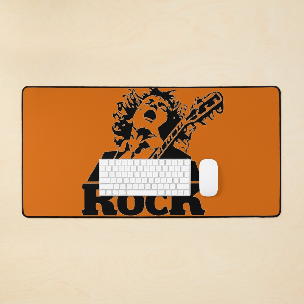 ROCK MUSIC Mouse Pad
