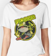 Frogger Women's Relaxed Fit T-Shirt